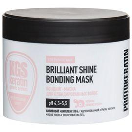 Бондинг-маска PROTOKERATIN для блондированных волос, 250 мл, фото