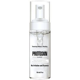 Пенка-мусс PROTOKERATIN универсальная для снятия макияжа и умывания, 150 мл, фото