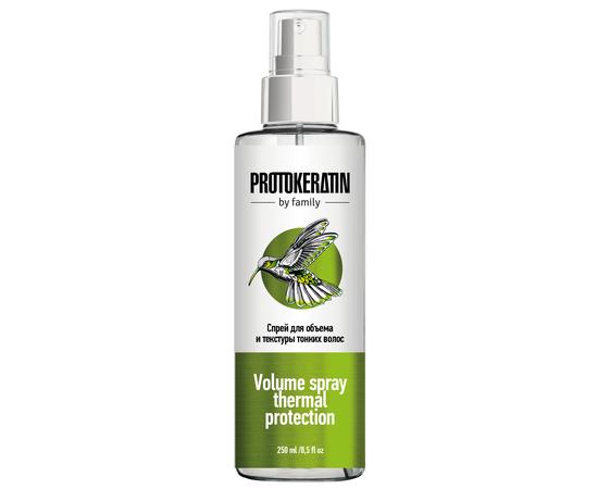 Спрей PROTOKERATIN для объема и текстуры тонких волос, 250 мл, фото