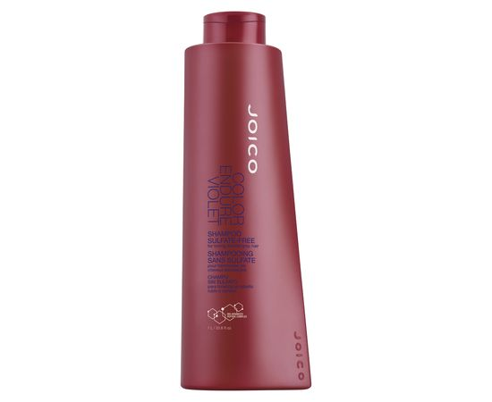 Шампунь корректирующий JOICO для осветленных/седых волос, 1000 мл, фото